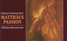 Johann Sebastian Bach: St Matthew Passion, BWV 244 – Concentus Musicus Wien, Nikolaus Harnoncourt (1971, Audio video) • http://facesofclassicalmusic.blogspot.gr/2016/04/johann-sebastian-bach-st-matthew.html