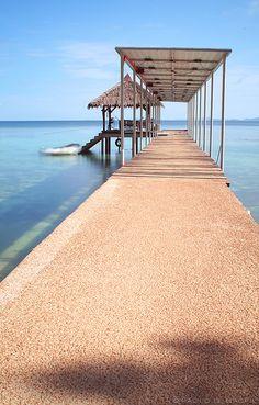 Sangat Island, Coron, Palawan, Philippines.