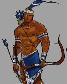 #mitologia #ode #orixa #orisha #orisa #vudutarot #mythology #blackgirlmagic #vudu #tarot #project #art #artstagram #magic #woods #matas #lukumi #santeria #candomble