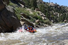 Rafting - should Bre
