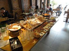 7 molinos buffet