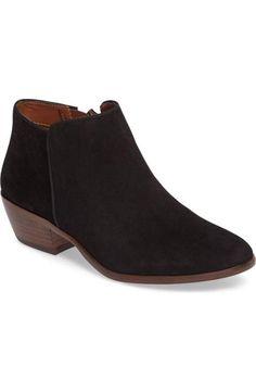 42ee0b96e8c2 Sam Edelman ankle boots Black Chelsea Boots