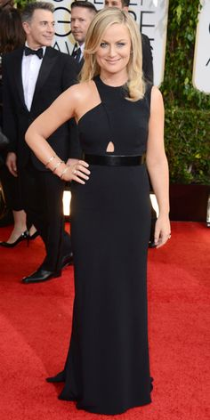 Red Carpet Arrivals - Amy Poehler from #InStyle