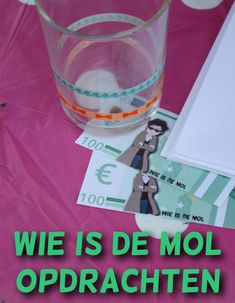 Who is the Mole assignments for a Who is the Mole party at home. - Who is the Mole assignments for a Who is the Mole party at home. Escape The Classroom, One Minute Games, Activities For Kids, Crafts For Kids, The Mole, Joelle, Party Decoration, Escape Room, Outdoor Games