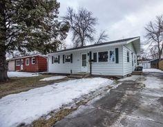 JUST LISTED | 1124 15TH Street N, Moorhead, MN - $145,000 Fargo Moorhead, North Dakota, Recreational Vehicles, Real Estate, Homes, Bedroom, Street, Outdoor, Outdoors