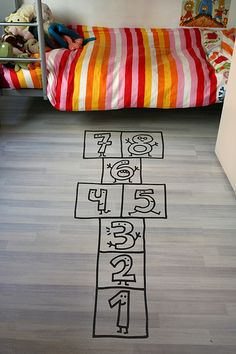 fun way to get to the bed Girls Bedroom, Bedroom Decor, Bedrooms, Vynil, Vinyl Crafts, Kid Spaces, Kids Furniture, Playroom, Diy Home Decor