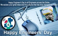 In India, #Engineersday is celebrated every year on #September15. This day commemorates the birthday of the legendary engineer Sir Mokshagundam Visvesvaraya KCIE. Internationally recognized for his genius in harnessing water resources, he was responsible for the successful design and construction of several river dams, bridges and the implementing irrigation and drinking water schemes all over India.  #MakingIndianEngineeringWorldclass- is the theme of Engineers Day 2014…