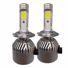 For car Led light! Single/dual beam ETI car h4 led headlight bulb for H4 9004 9007 h13 ford cruze VW Toyota car led head