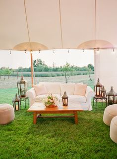 marquee wedding set up - lounge Wedding Lounge, Wedding Set Up, Tent Wedding, Mod Wedding, Wedding Ideas, Wedding Pictures, Perfect Wedding, Wedding Favors, Wedding Reception