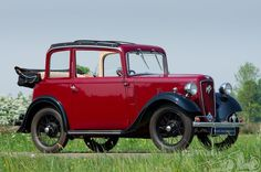Austin Seven Pearl Cabriolet