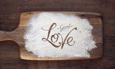 Good Love Bakery on Behance