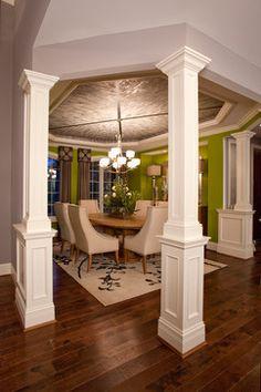 Dennison contemporary dining room