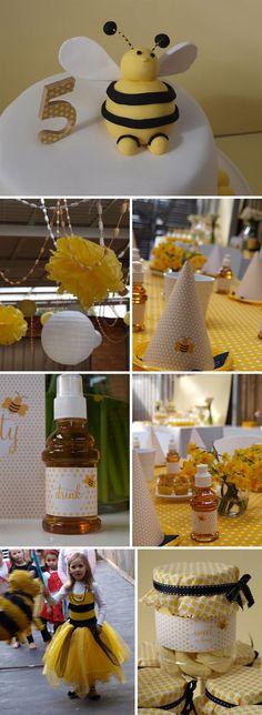 Bee theme ideas