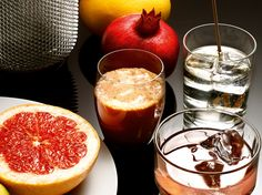 Softdrinks haben mehr Zucker als Verstand – da helfen auch keine Eiswürfel. Was unsere Food−Kolumnistin deshalb rät, ist selbst gemachte Limonade. Mit rasanten Aromen.