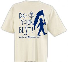 Pack marching design - Cub Scout™ Pack Design SP477