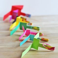 Move over paper airplanes, make a paper helicopter today!