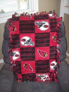 Arizona Cardinals by cornfieldcanary on Etsy, $20.00