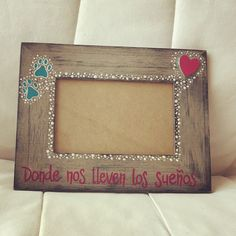 Romantic Gifts, Cheer Up, Wooden Frames, Picture Frames, Arts And Crafts, Homemade, This Or That Questions, The Originals, Fun