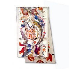 "Scarf ""Raphael Loggia"" from the Hermitage Museum gift shop"