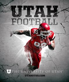 Here are a series of University of Utah Football files I've created for this year's season. I am the lead designer on the project and was also the photographer in this year's photoshoot, in which all the images came from (Nikon D3s with 70-200mm f2.8).T…
