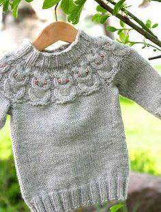 Det begynner å bli en stund siden jeg så det første blogginnlegget om uglegenseren, siden den gang har genseren ligget på strikkelista mi. D...
