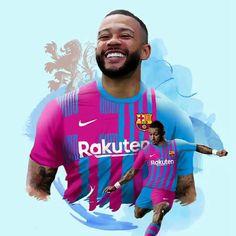 #Depay# #barcelona# #foottball# #bóng đá# #thể thao# #barce# #laliga# #mu# #man united# #ngoại hạng anh# Fc Barcelona, Depay Memphis, Lionel Messi Wallpapers, Super Excited, Soccer Players, Real Madrid, Dream Big, Big Kids, Baseball Cards