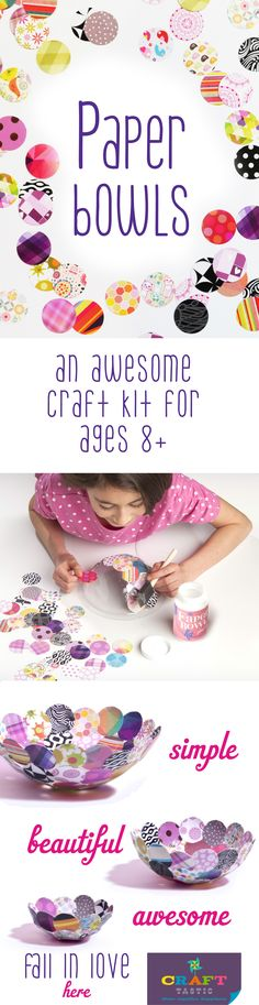 Have a crafty tween or teen? Check out Craft-tastic for modern craft kits that…