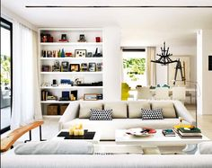 Decor is like butter: Craving some whiteness..