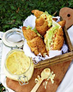 Croissant Sandwich, Featured In MORE Indonesia Magazine July 2013, Meracik Piknik Asyik