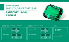 2013 Pantone Color of the Year and Its Harmony with RGB
