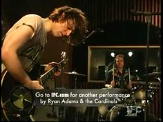 "My favorite Ryan Adams song of all time - ""What Sin Replaces Love?"" - Ryan Adams & The Cardinals on The Henry Rollins Show"
