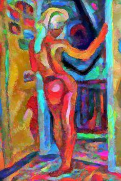 by MadFractalist on DeviantArt Digital Art, Deviantart, Studio, Artist, Painting, Artists, Paintings, Studios, Draw