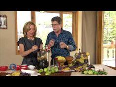 Rick Bayless Makes Quick & Easy Tomatillo Salsa - YouTube