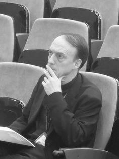 Rev. Prof. José María La Porte - Il decano della Facolta di Comunicazione