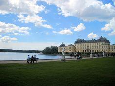 Palacio de Drottningholm. Estocolmo, Suecia
