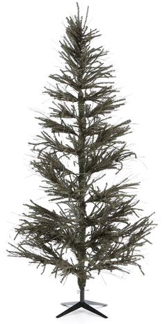 6 Vienna Twig Green Slim Artificial Christmas Tree