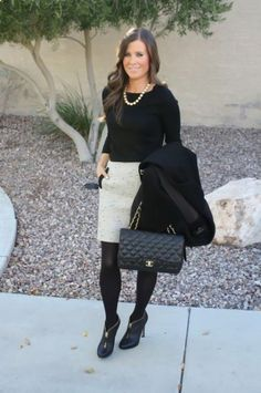 Office-Worthy Outfits For Winter Women - Fashion Xe