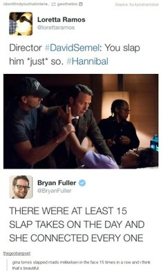 Slap the Cannibal...Over 77,900 signatures so far... Sign the petition to save Hannibal at https://www.change.org/p/nbc-netflix-what-are-you-thinking-renew-hannibal-nbc?recruiter=332191139&utm_source=share_petition&utm_medium=copylink&sharecordion_display=pm_email_cards