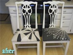 dining room chair inspiration