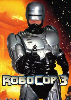 ROBOCOP 3 Classic Poster. Size: 84cm x 59cm. Price: $15. SingPost Registered Delivery w/ poster tube: $5. To purchase this poster, enter your email in the comment box and we will send you a Paypal invoice to enable secure payment.