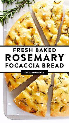 Bread Recipes, Cooking Recipes, Good Food, Yummy Food, Yummy Eats, Us Foods, Food Inspiration, Italian Recipes, Food And Drink