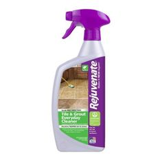 Rejuvenate 24 oz. Bio-Enzymatic Tile and Grout Cleaner-RJ24BC - The Home Depot