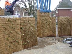 Sound Barrier Walls Land8 Diy Exterior Wall Privacy Fences