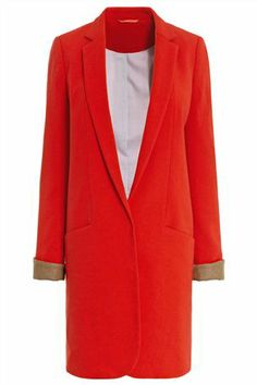 Buy Red Longline Blazer from the Next UK online shop