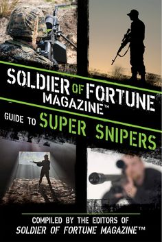 Brown, Robert K. & Vann Spencer. (2013). Soldier of Fortune Magazine Guide to Super Snipers. New York: Skyhorse Publishing