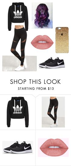"""""""My style"""" by kay327 ❤ liked on Polyvore featuring NIKE"""