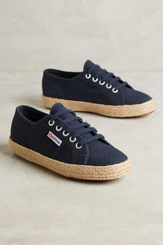 Slide View: 1: Superga Espadrille Sneakers