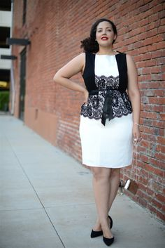 25 Plus-Size Fashion Bloggers That Are Changing The Game | StyleCaster