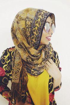 patterns galore #hijab #hijabi #style #fashion
