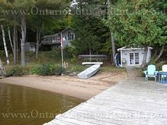 Calla+Lily+Cottage+(F320)+-+Huntsville,+Ontario+++Vacation Rental in Muskoka from @homeaway! #vacation #rental #travel #homeaway